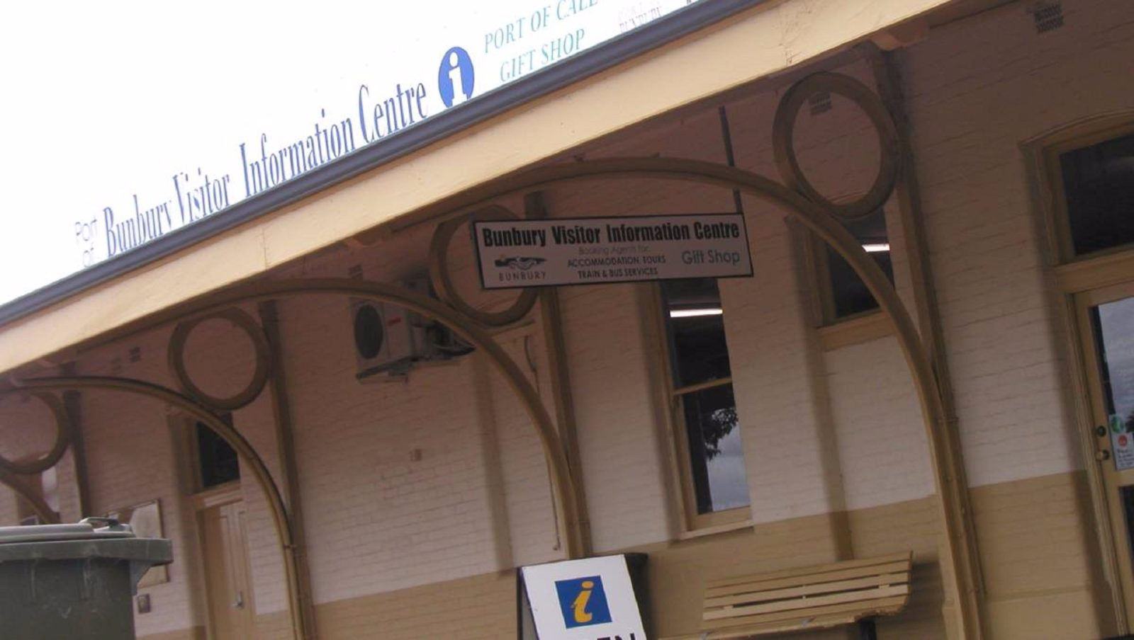 Bunbury Visitor Centre, Bunbury, Western Australia