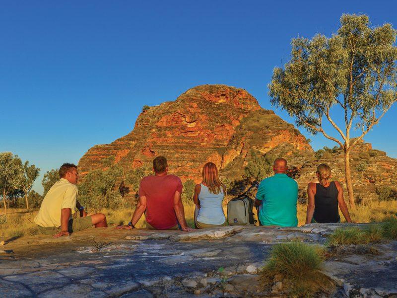 Bungle Bungle Wilderness Lodge, Purnululu National Park, Western Australia