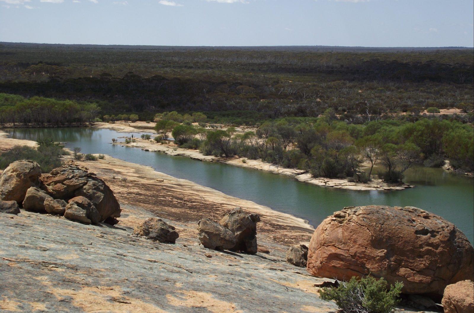 Burra Rock Camp, Burra Rock National Park, Western Australia
