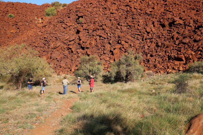 Burrup Peninsula, Dampier, Western Australia