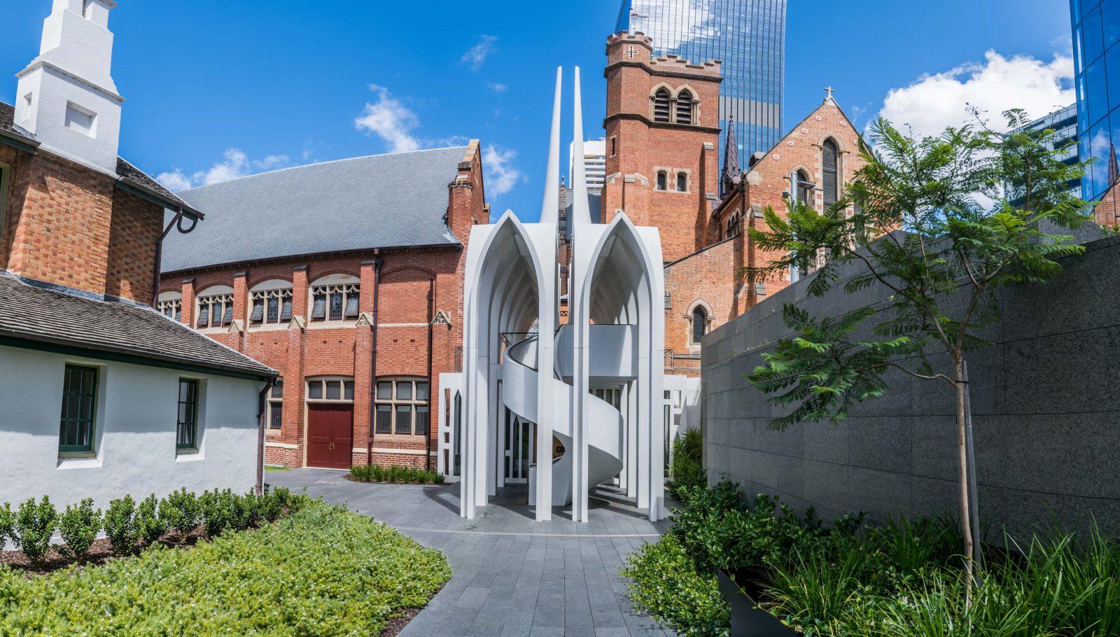 Burt Memorial Hall, Perth, Western Australia
