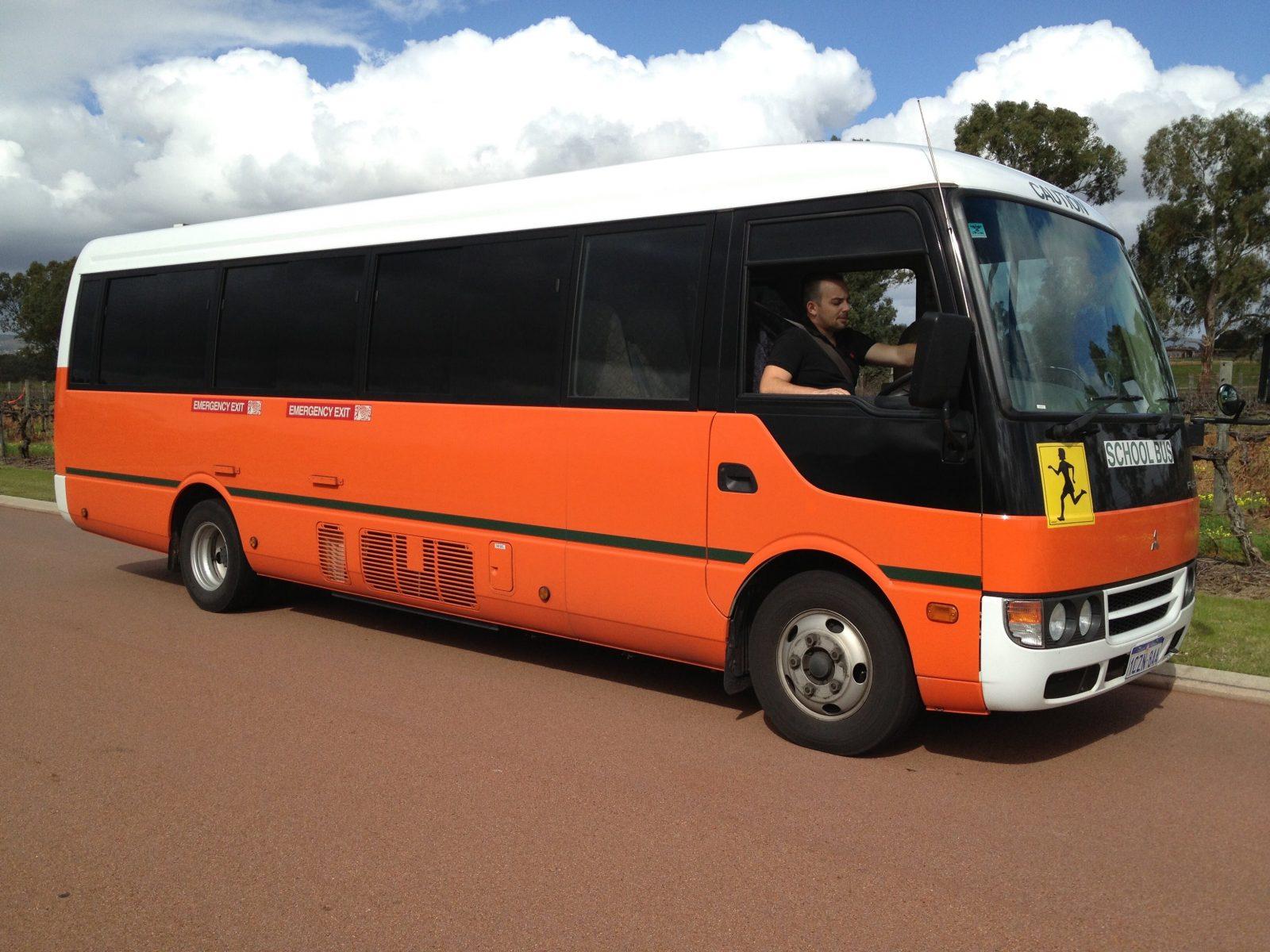 Bus Charters Perth, Perth, Western Australia