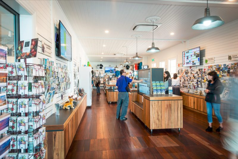 Busselton Visitor Centre, Western Australia