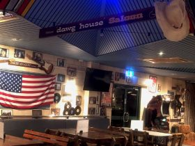 Cadillacs Bar and Grill, Exmouth, Western Australia