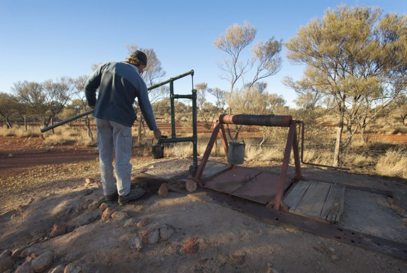 Canning Stock Route, Halls Creek