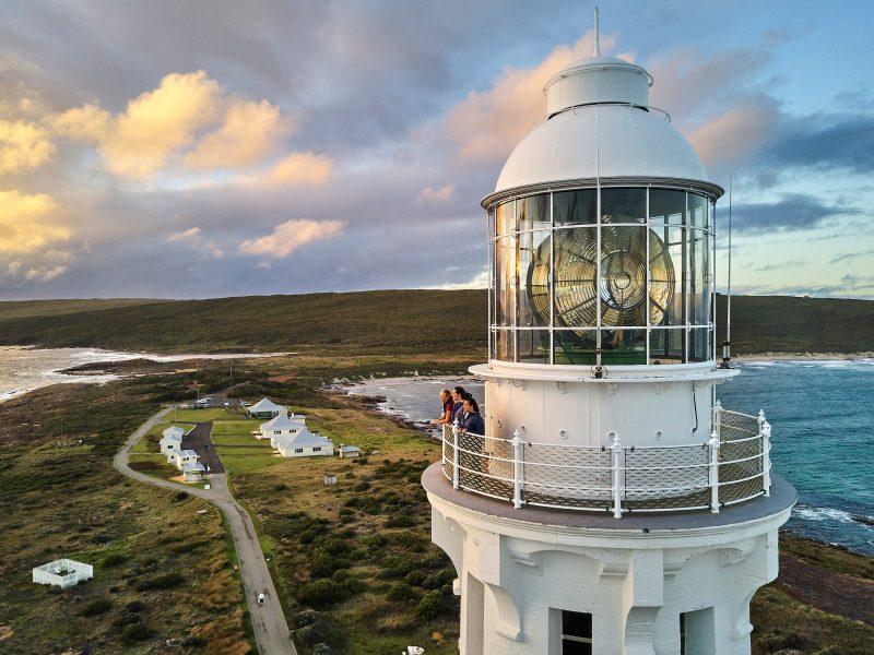 Cape Leeuwin Lighthouse, Leeuwin, Western Australia