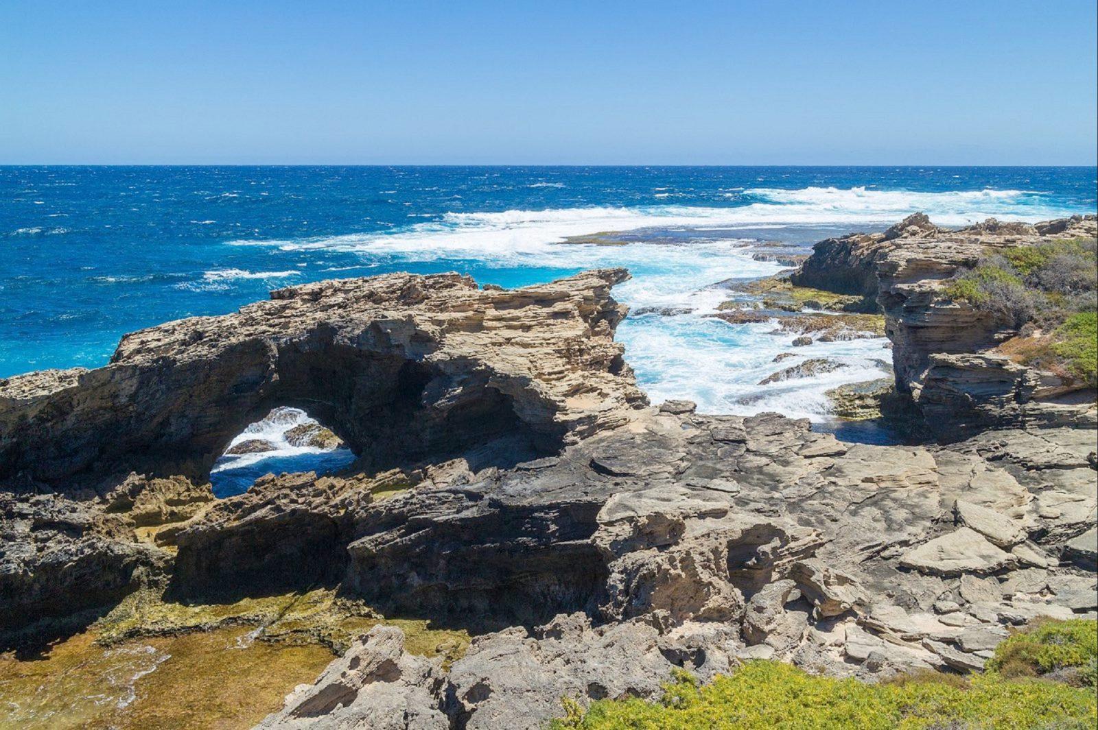 Cape Vlamingh, Rottnest Island, Western Australia