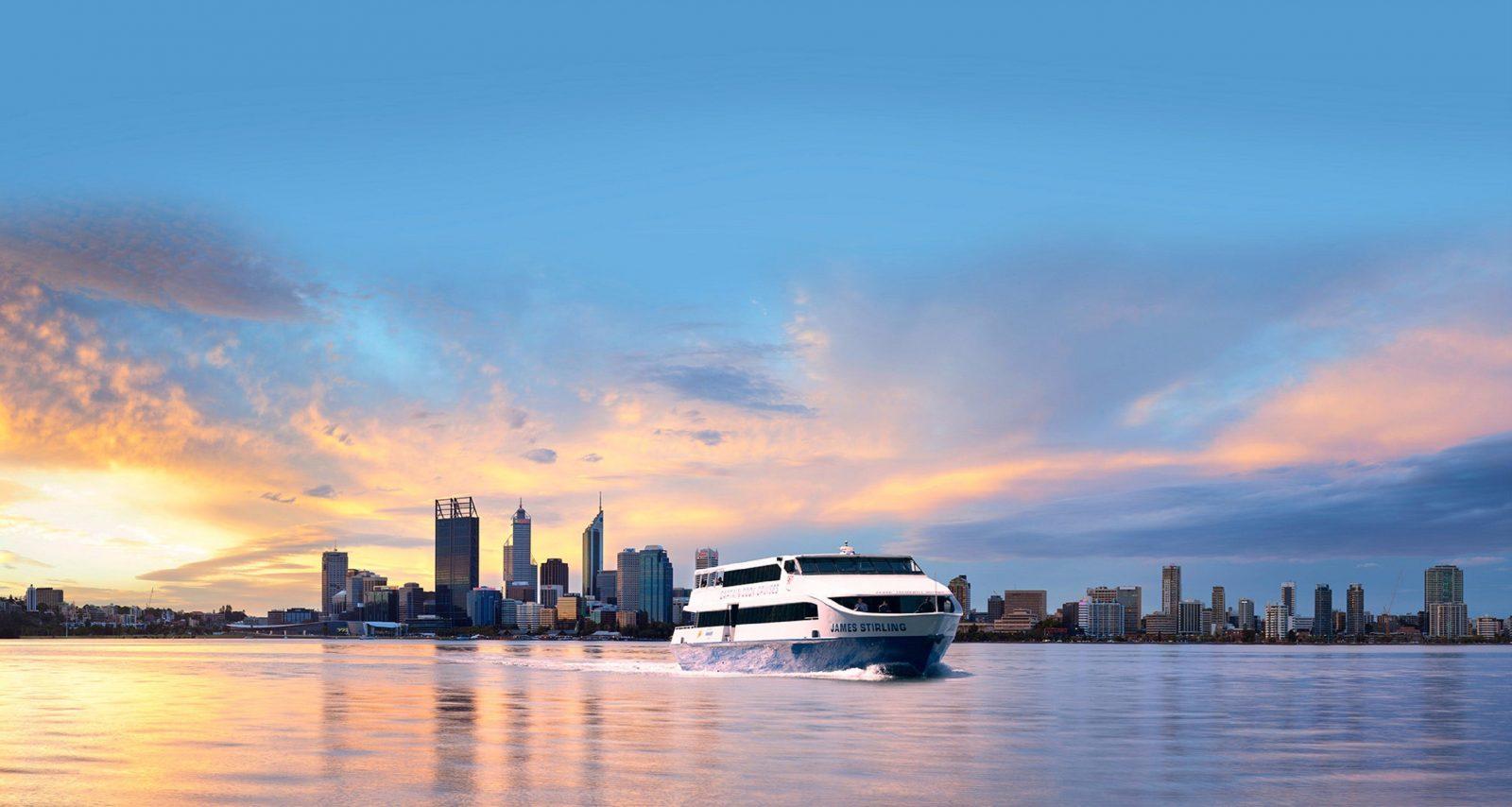 Captain Cook Cruises, Perth, Western Australia