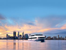 Captain Cook Cruises, Perth, Western Australia
