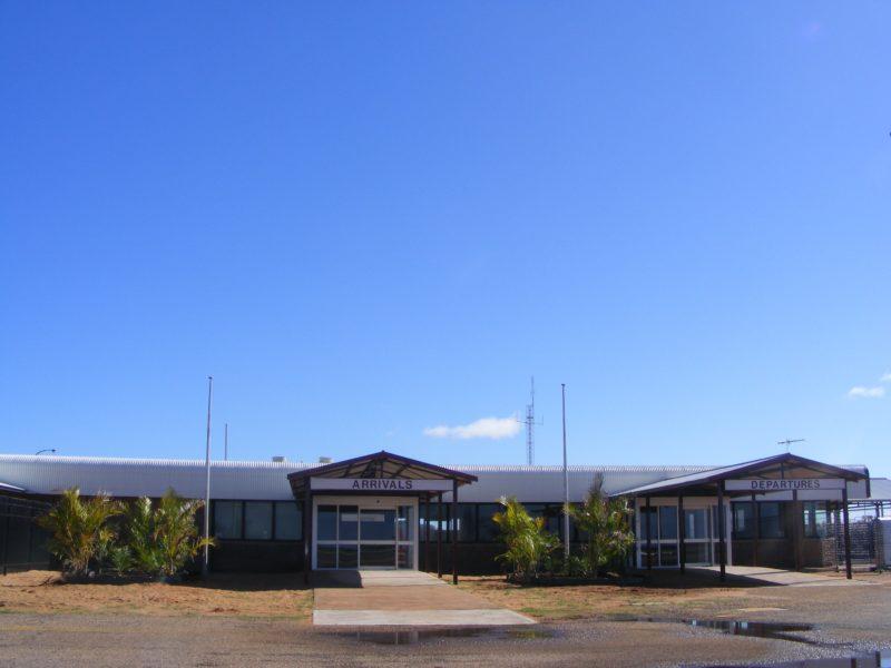 Carnarvon Airport, Carnarvon, Western Australia