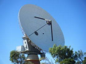 Carnarvon Space and Technology Museum, Browns Range, Western Australia
