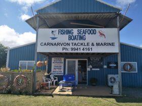 Carnarvon Tackle and Marine, Carnarvon, Western Australia