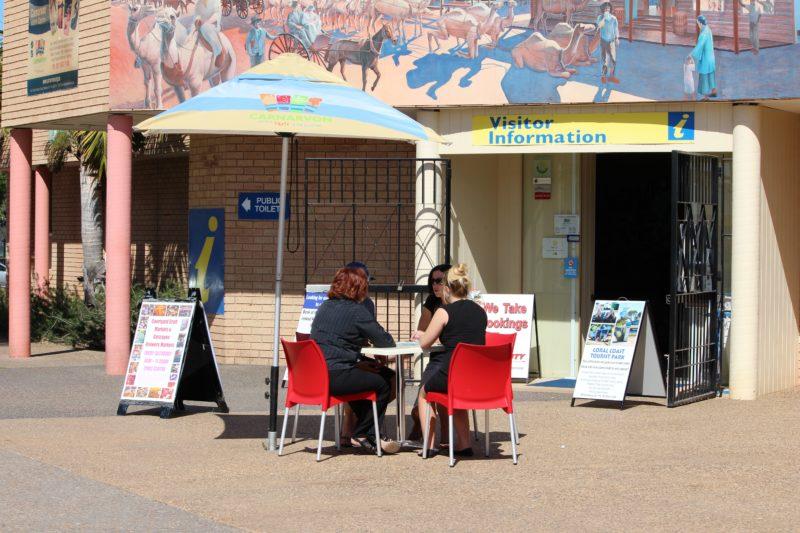 Carnarvon Visitor Centre, Carnarvon, Western Australia