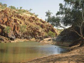Caroline Pool, Halls Creek, Western Australia