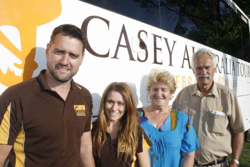 Casey Australia Tours, Perth, Western Australia