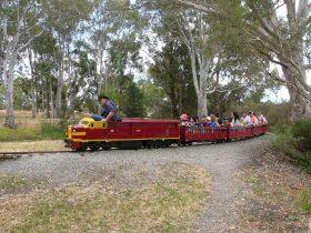 Castledare Miniature Railways, Wilson, Western Australia