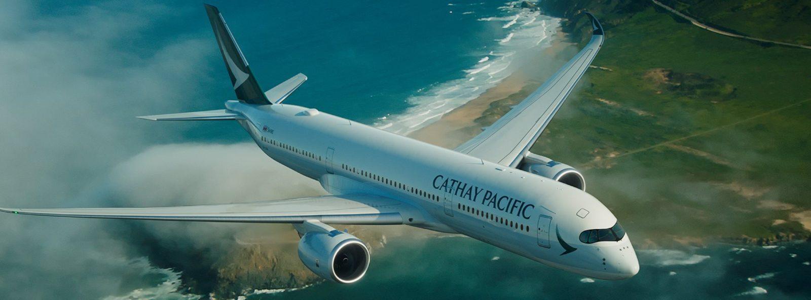 Cathay Pacific, Perth, Western Australia