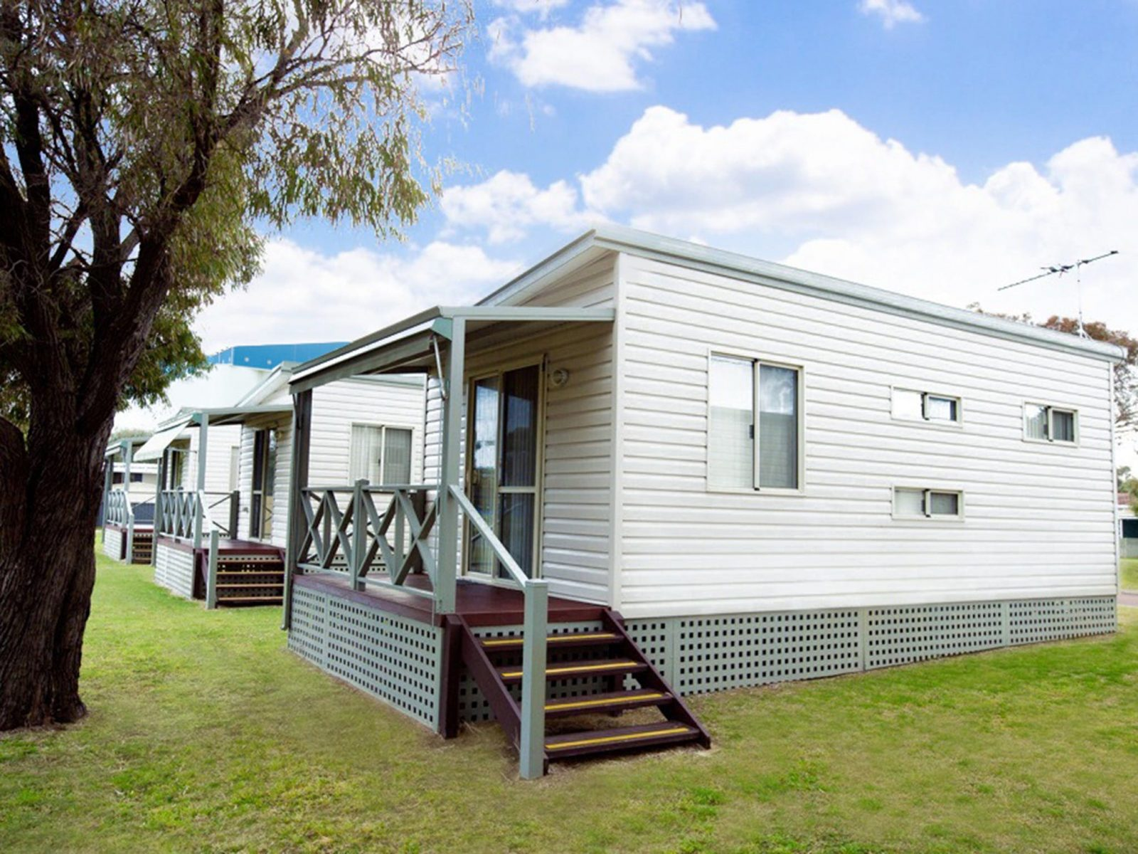 Cee and See Caravan Park, East Rockingham, Western Australia