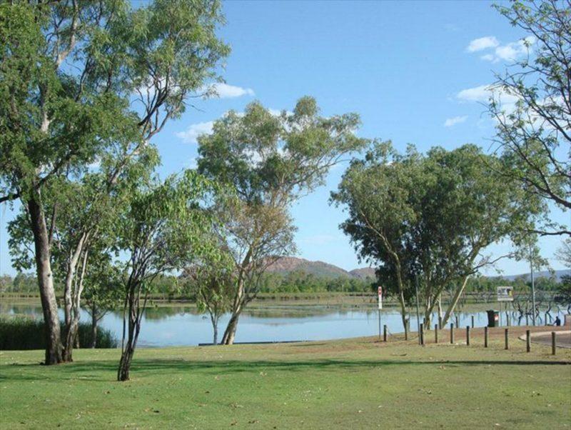Celebrity Tree Park, Kununurra, Western Australia