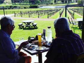 Cellar d'Or Winery Tours, Margaret River, Western Australia