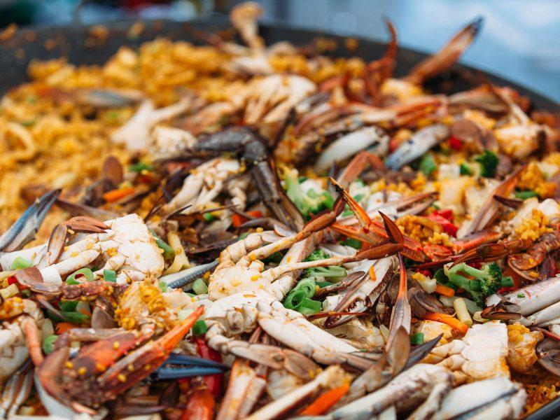 Channel Seven Mandurah Crab Fest, Mandurah, Western Australia