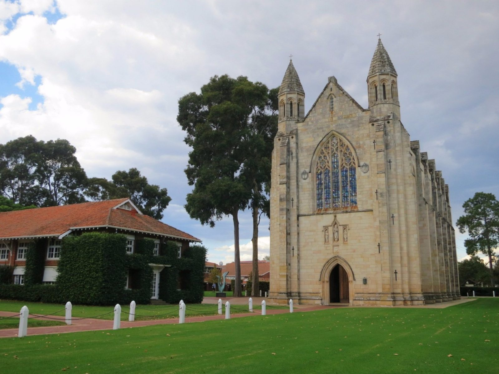 Chapel of St Mary and St George, Guildford, Western Australia