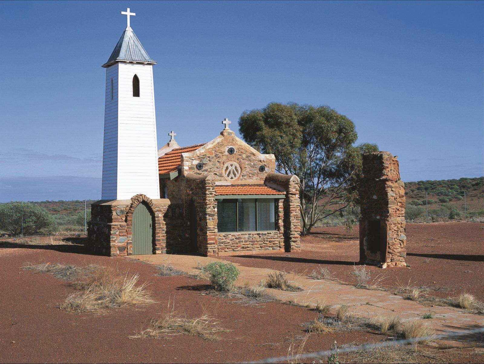 Chapel of The Dominican Convent, Yalgoo, Western Australia
