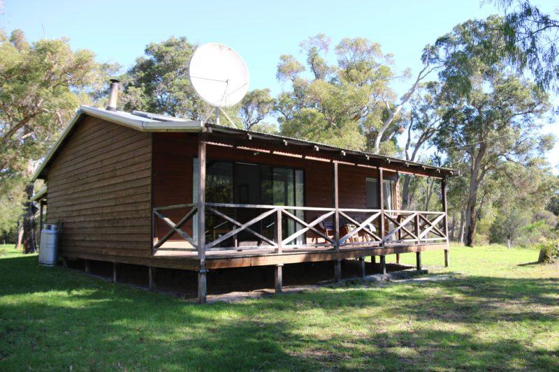 Che Sara Sara Chalets, Hazelvale, Western Australia