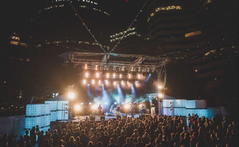 Chevron Gardens - Perth Festival, Perth, Western Australia