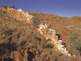 China Wall , Western Australia