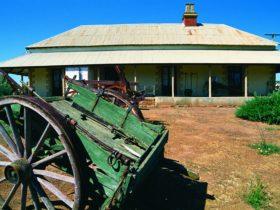 Chiverton House Museum, Northampton, Western Australia