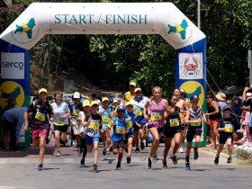 Christmas Island Marathon 2019, Christmas Island, Western Australia