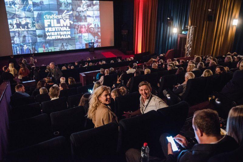 CinefestOZ Film Festival, Busselton, Western Australia
