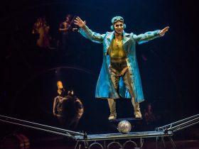 Cirque du Soleil , Kurios - Cabinet of Curiosities, Claremont, Western Australia