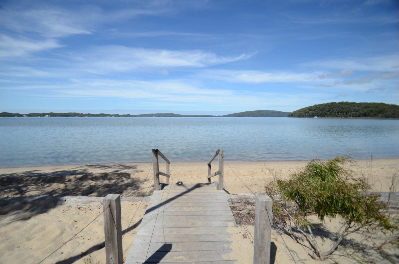 Coalmine Beach Holiday Park. Walpole, Western Australia