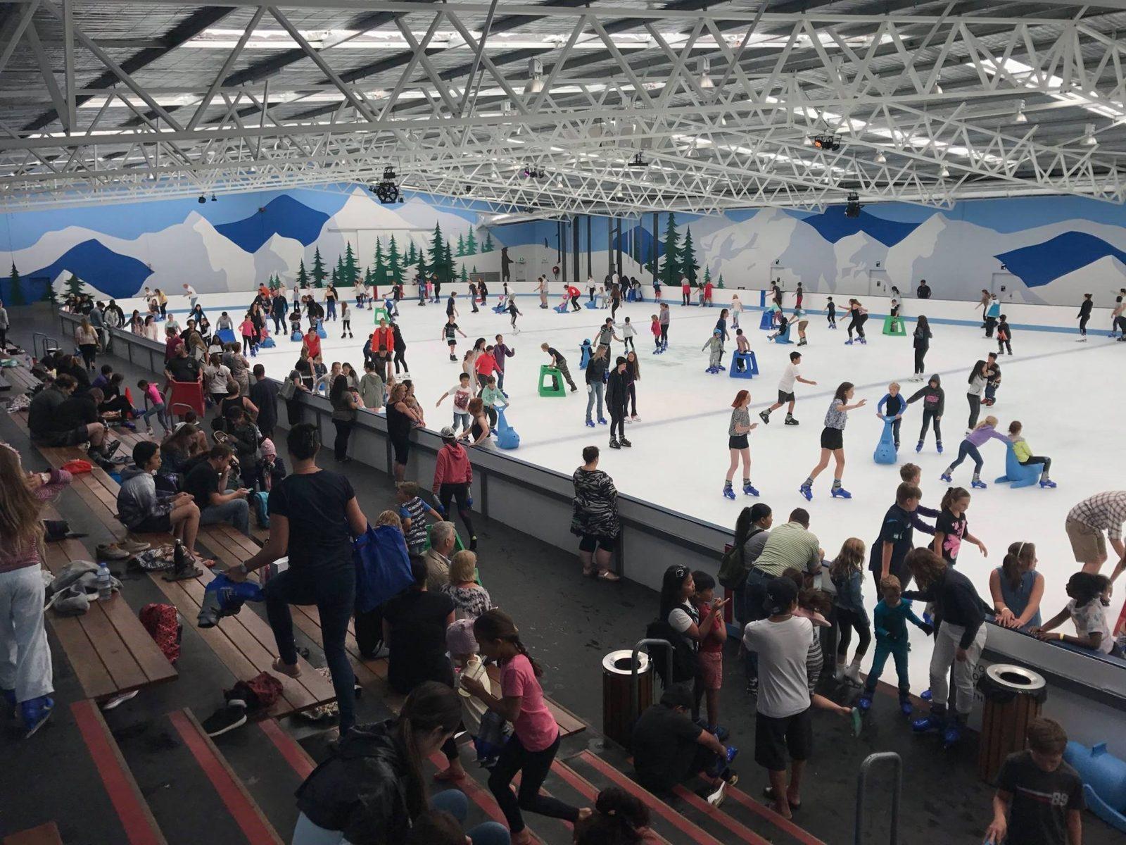 Cockburn Ice Arena, Bibra Lake, Western Australia