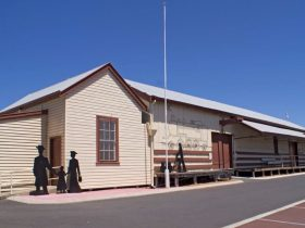 Collie Historical Rail Precinct, Collie, Western Australia