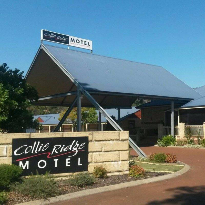 Collie Ridge Motel, Collie, Western Australia