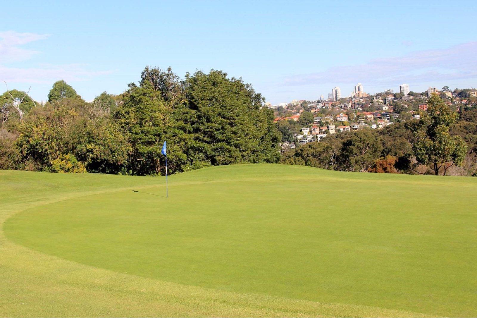 Collier Park Golf Course, Perth, Western Australia