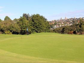 Collier Park Golf Course, Perth, Western Australia