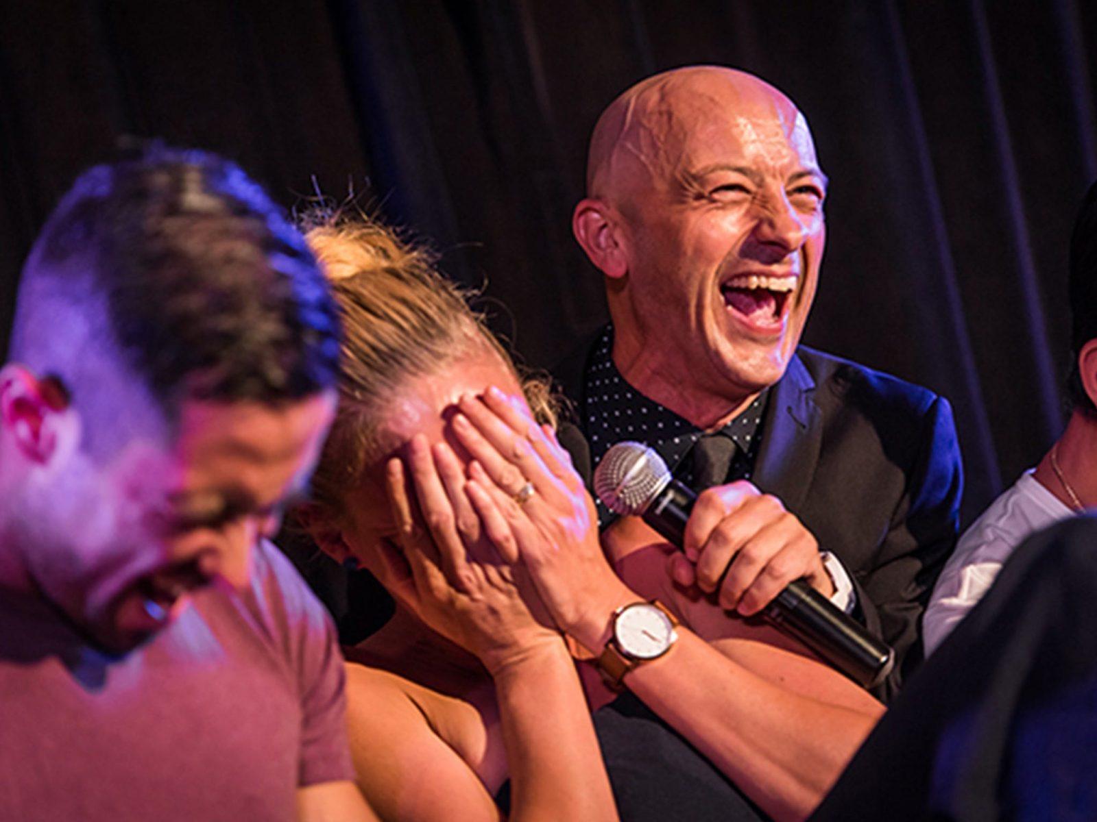 Comedy Hypnotist – Matt Hale's Feelgood Factory, Bunbury, Western Australia