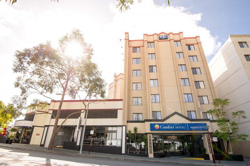 Comfort Hotel Perth City, Perth, Western Australia