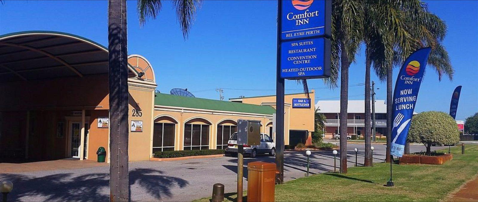 Comfort Inn Bel Eyre Perth, Belmont, Western Australia