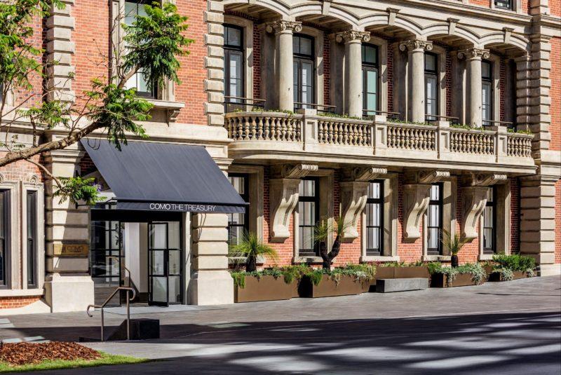 COMO The Treasury, Perth, Western Australia