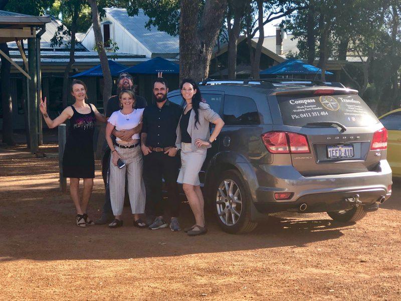 Compass Transfers, Butler, Western Australia