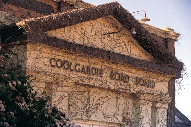 Coolgardie Visitor Centre, Coolgardie, Western Australia
