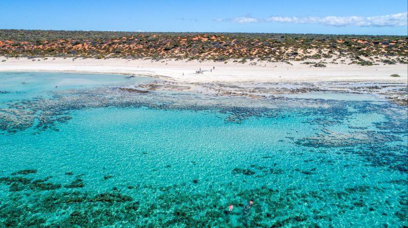 Coral Coast Helicopter Services, Carnarvon, Western Australia
