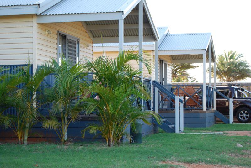 Coral Coast Tourist Park, Carnarvon, Western Australia
