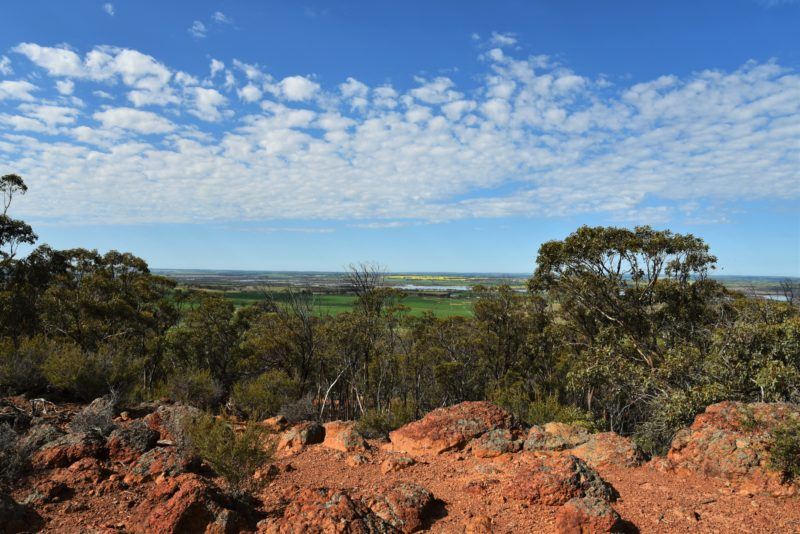 County Peak, Bally Bally, Western Australia