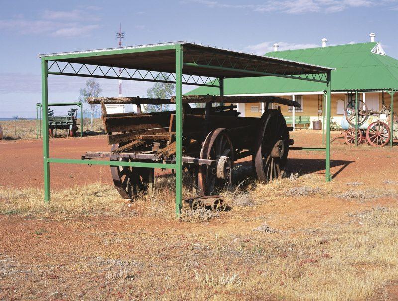 Courthouse Museum Yalgoo, Western Australia